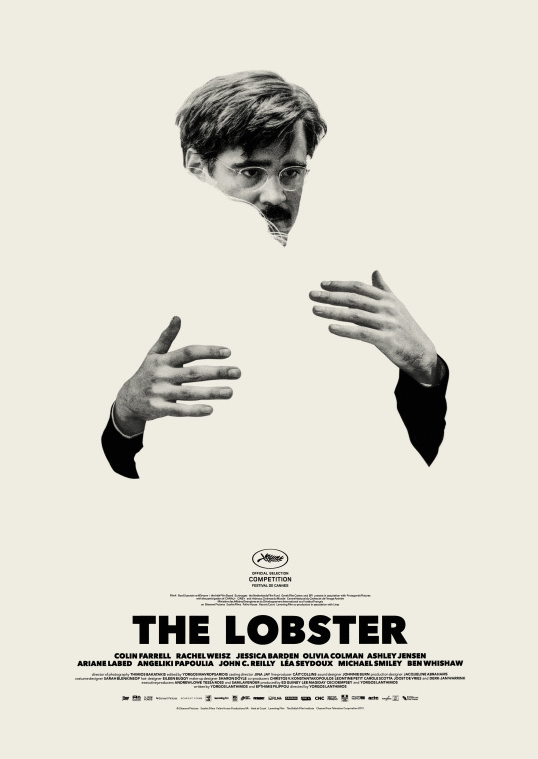 The Lobster By Yorgos Lanthimos Poster In Competition Best Movie Posters Movie Posters Design Movie Posters