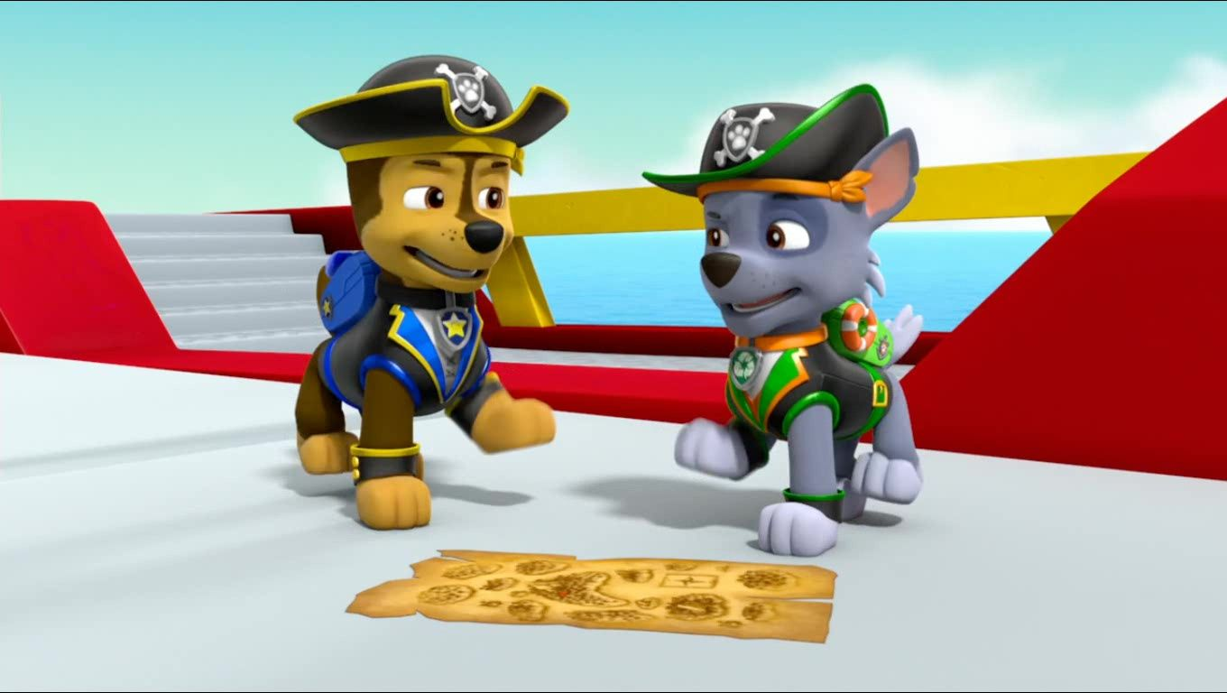 Sea Patrol Pirate Pups To The Rescue Gallery Paw Patrol Pups Paw Patrol Rocky Paw Patrol