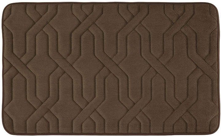 Bounce Comfort Drona Memory Foam Bath Mat Collection Products