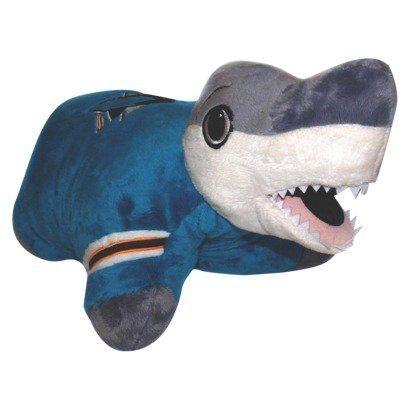 nhl san jose sharks pillow pet by
