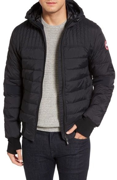 a93e52954ab CANADA GOOSE Cabri Hooded Down Jacket. #canadagoose #cloth ...