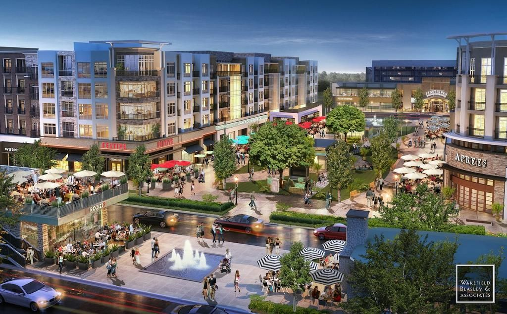 1 6b Wade Park Development In Frisco Gets Expanded Vision