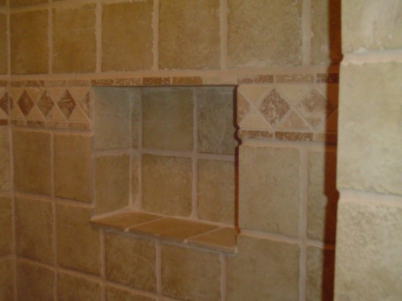 Walk In Tiled Showers Pictures