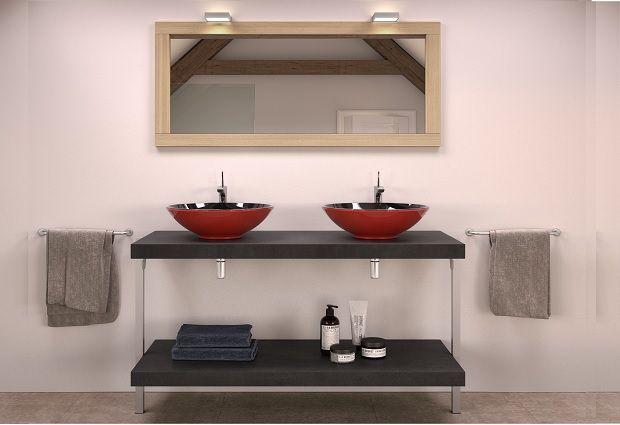 nice Idée décoration Salle de bain Collin Arredo meubles de