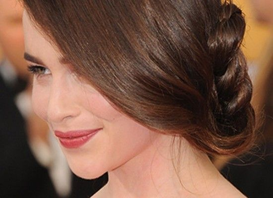 emilia clarke brown hair - Szukaj w Google