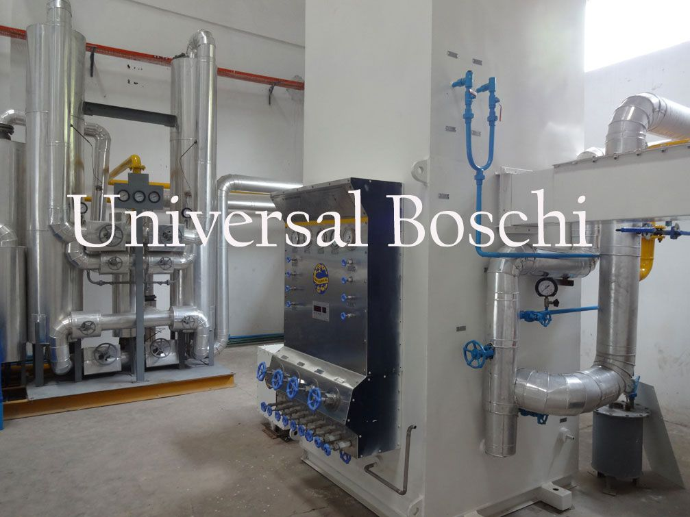 High Capacity Oxygen Plant Manufacturer Oxygen Plant Project
