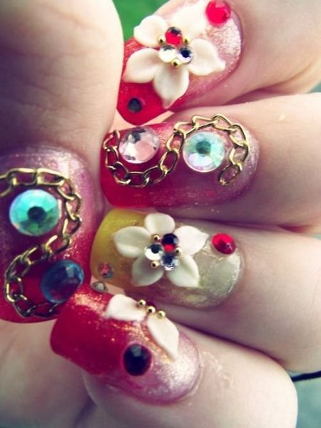 Wow Awesome Nail Design Visit Our Website Lvnailart