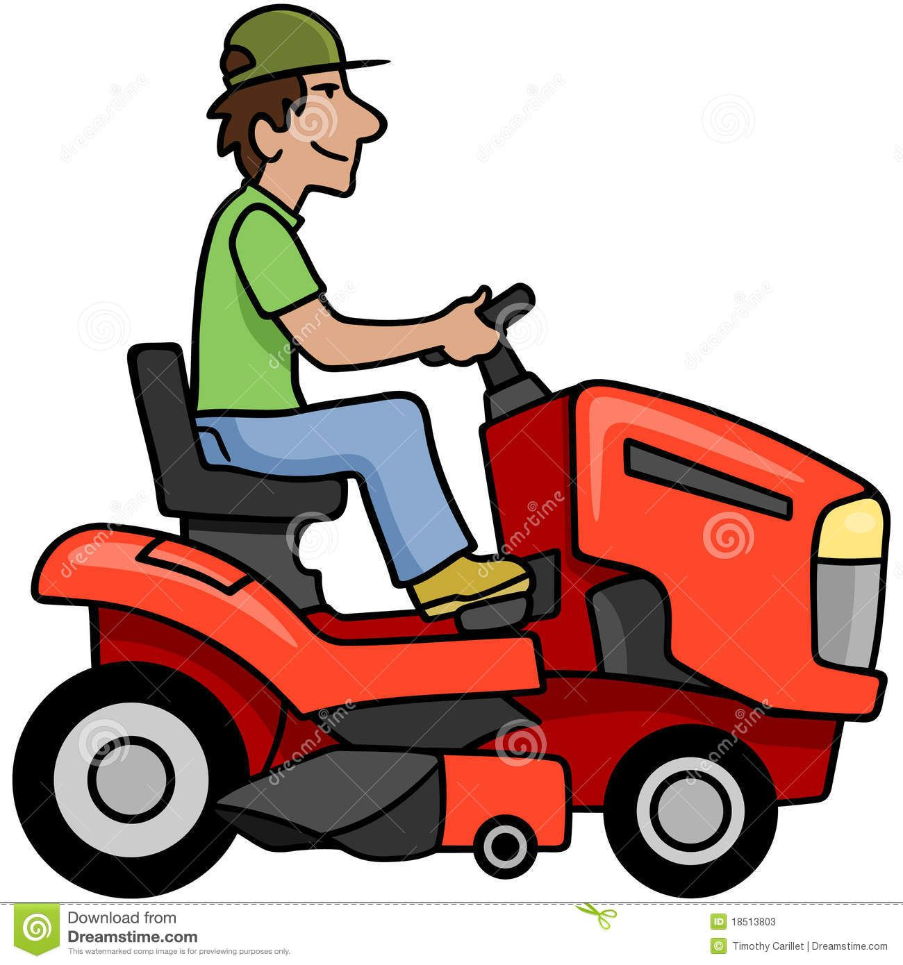 Riding Mower Cartoon Man On A Riding Mower Sponsored Advertisement Sponsored Mower Mower Riding Riding Riding Mower Lawn Mower Mower