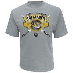Missouri Tigers Star Wars Jedi Academy Tee - Men