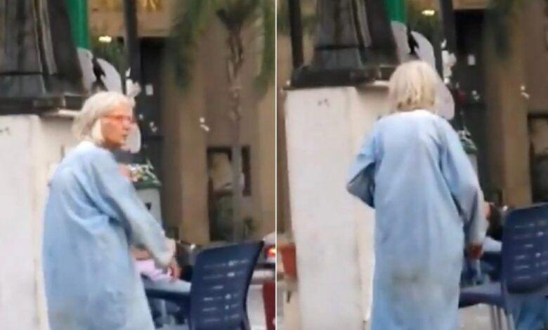حقيقة وفاة مريم نور صور مريم نور في الشارع Academic Dress Fashion