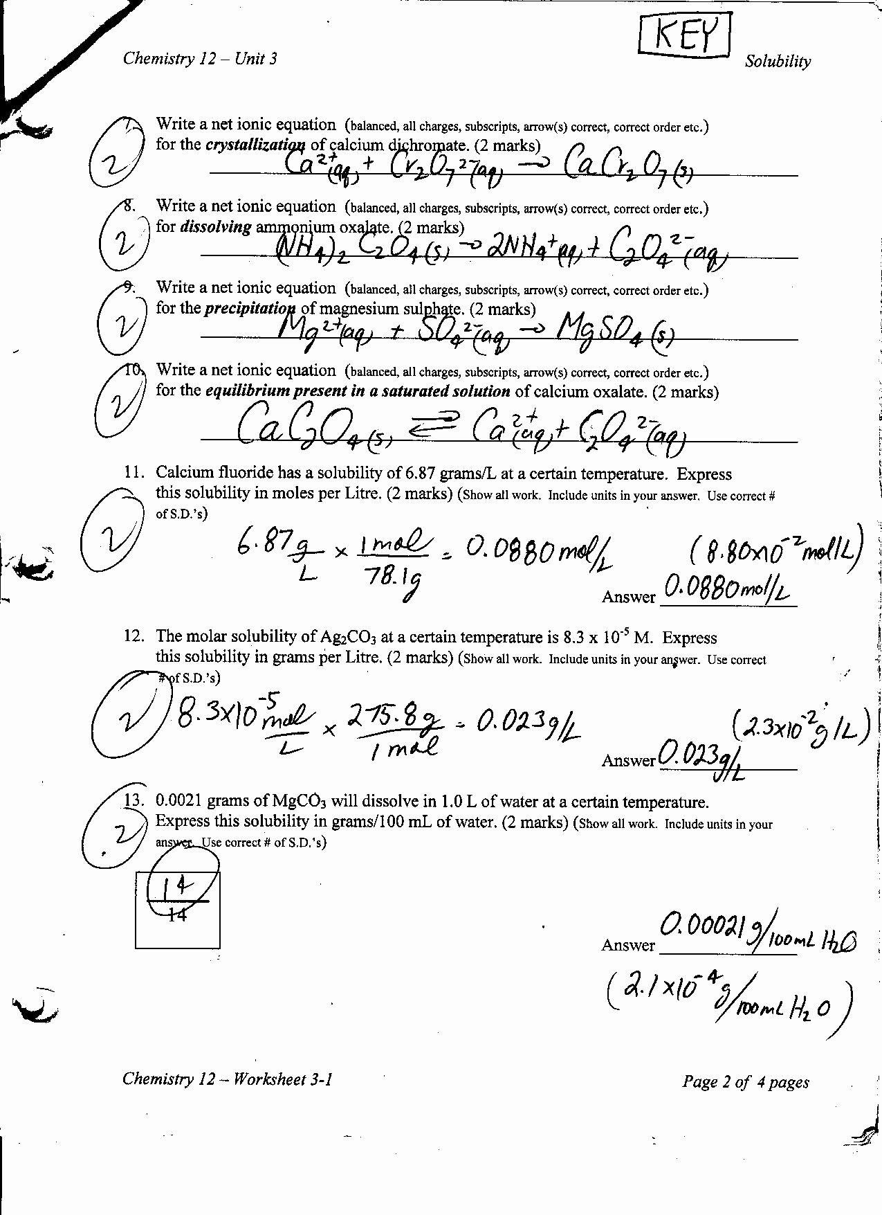 50 Dimensionalysis Worksheet Answers Chemistry In