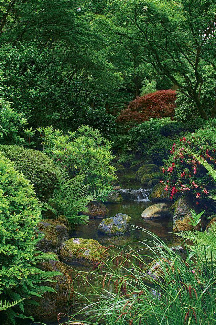 Elements of a Japanese Garden - FineGardening # ...