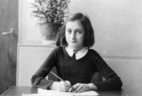 Anne Frank's Hollywood heroes: http://nyr.kr/Milc9r