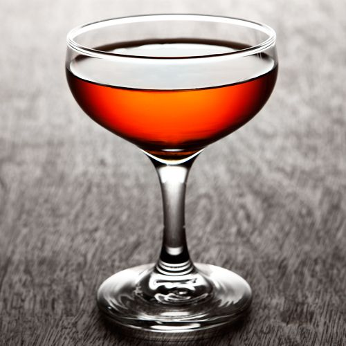 Maple Old Fashioned: Forget pancakes! Use your maple syrup in this rum-based riff on the classic.