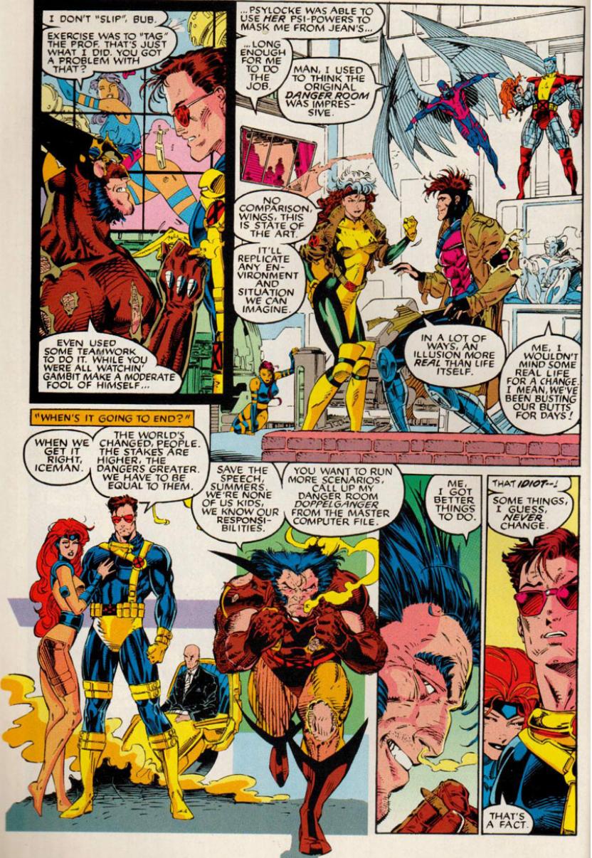 History Of The X Men Comics Heroes Marvel Dibujos Comics Marvel