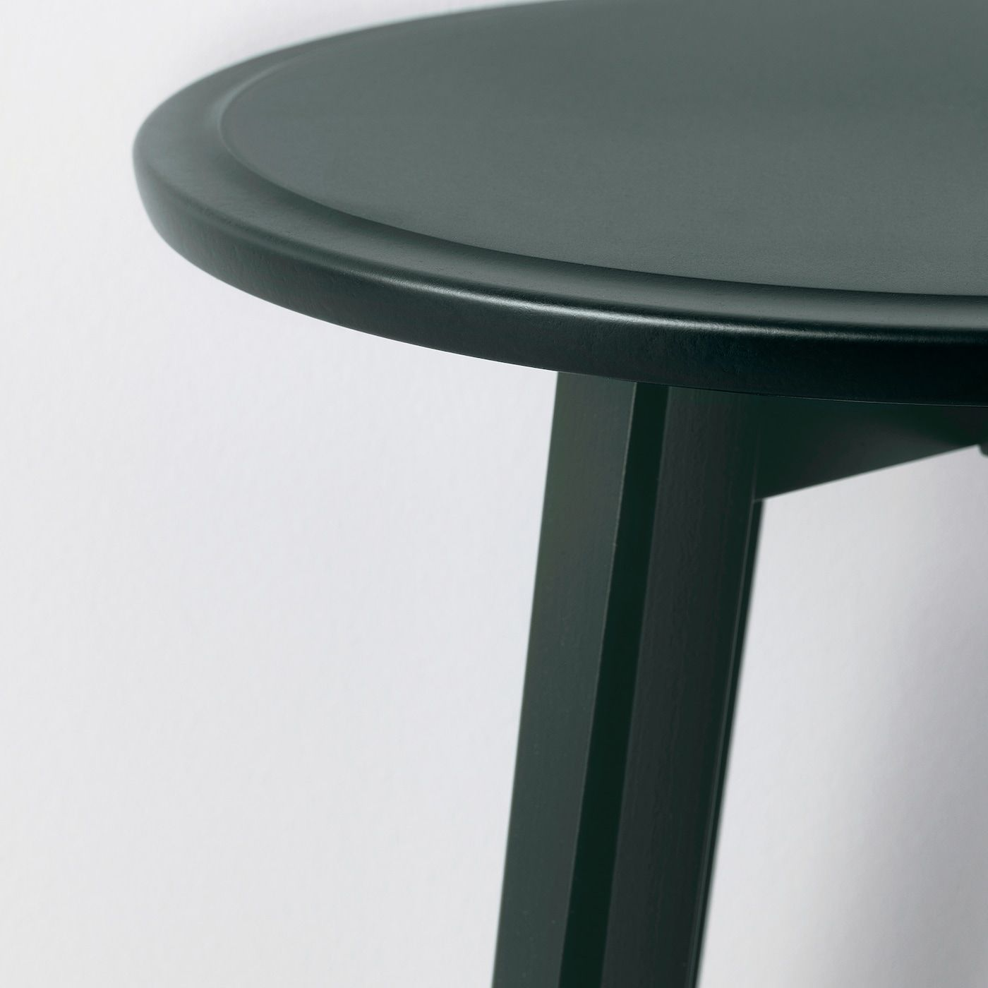 Kragsta Nesting Tables Set Of 2 Dark Blue Green Ikea Nesting Tables Small Black Table Large Coffee Tables [ 1400 x 1400 Pixel ]