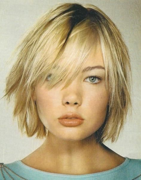 Choppy Bob Hairstyles For Thick Hair
