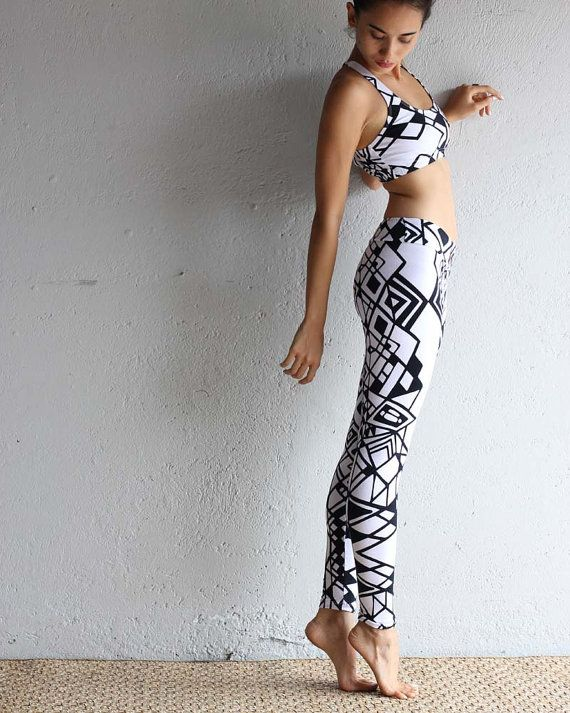 Extra Long Leggings - Tall Girl Pants - Organic Yoga Pants - Tall ...