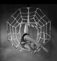Delia's Spider - Aerial Act | Hertfordshire