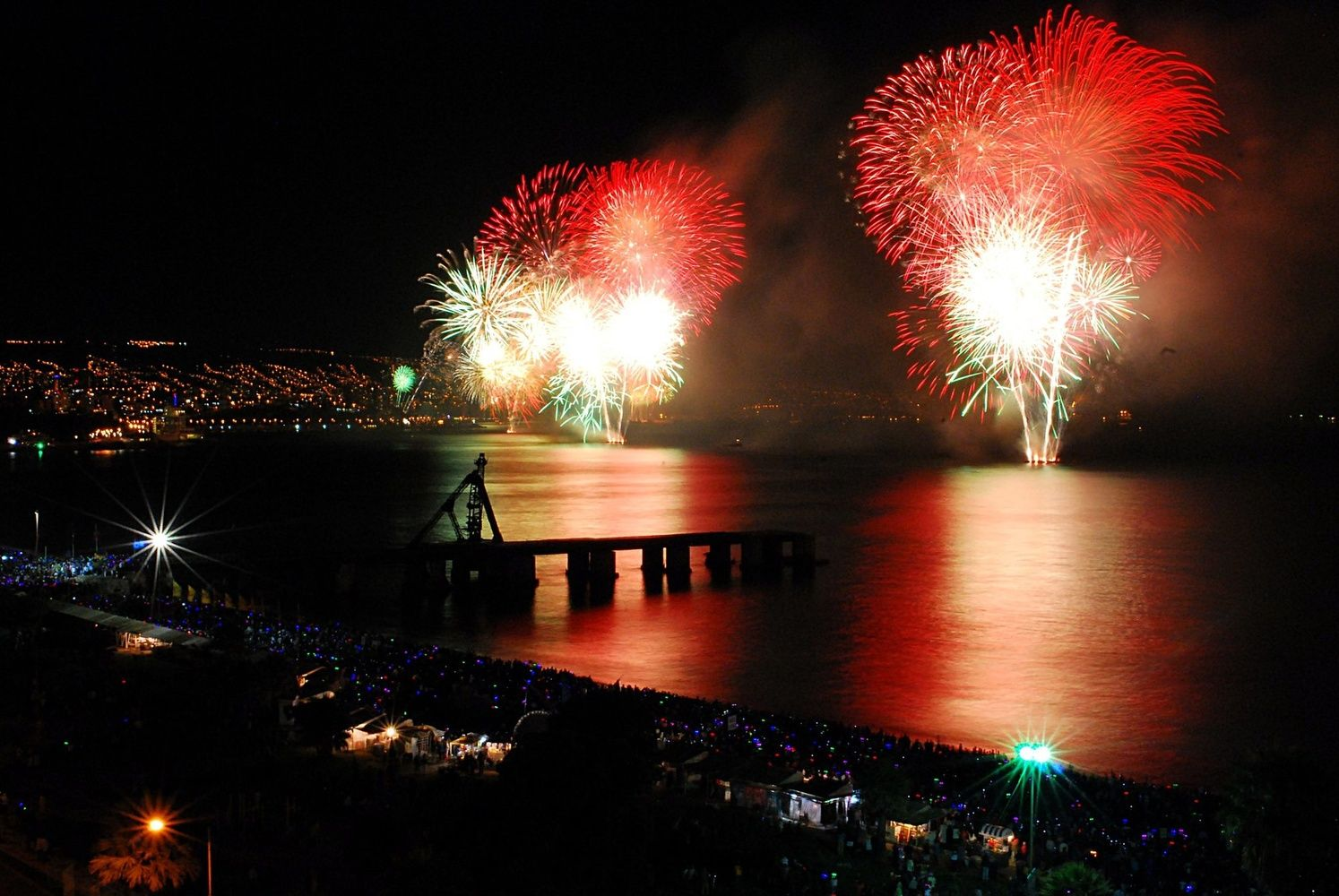Pin On The Best New Year S Eve Holiday Destination