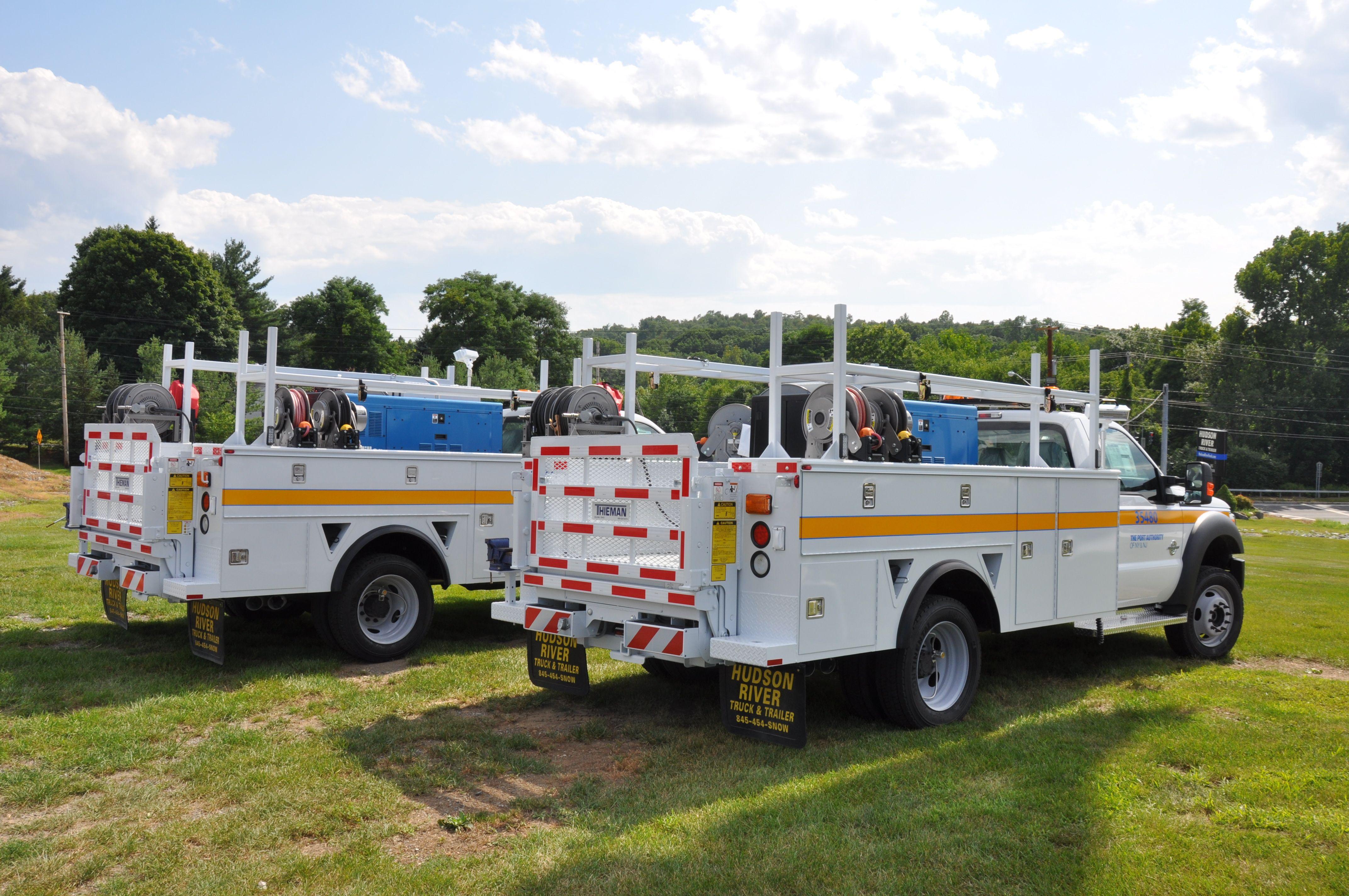 Custom truck bodies, dump bodies, utility bodies, chassis