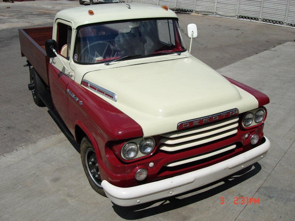 1958 DeSoto Desoto, Mopar, Trucks