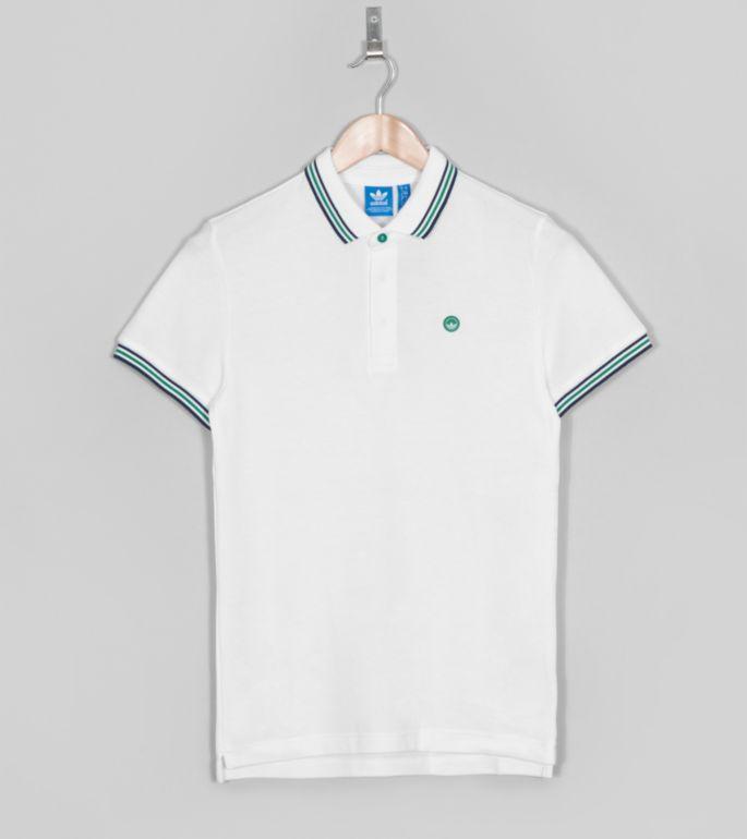 adidas originals mens polo shirt