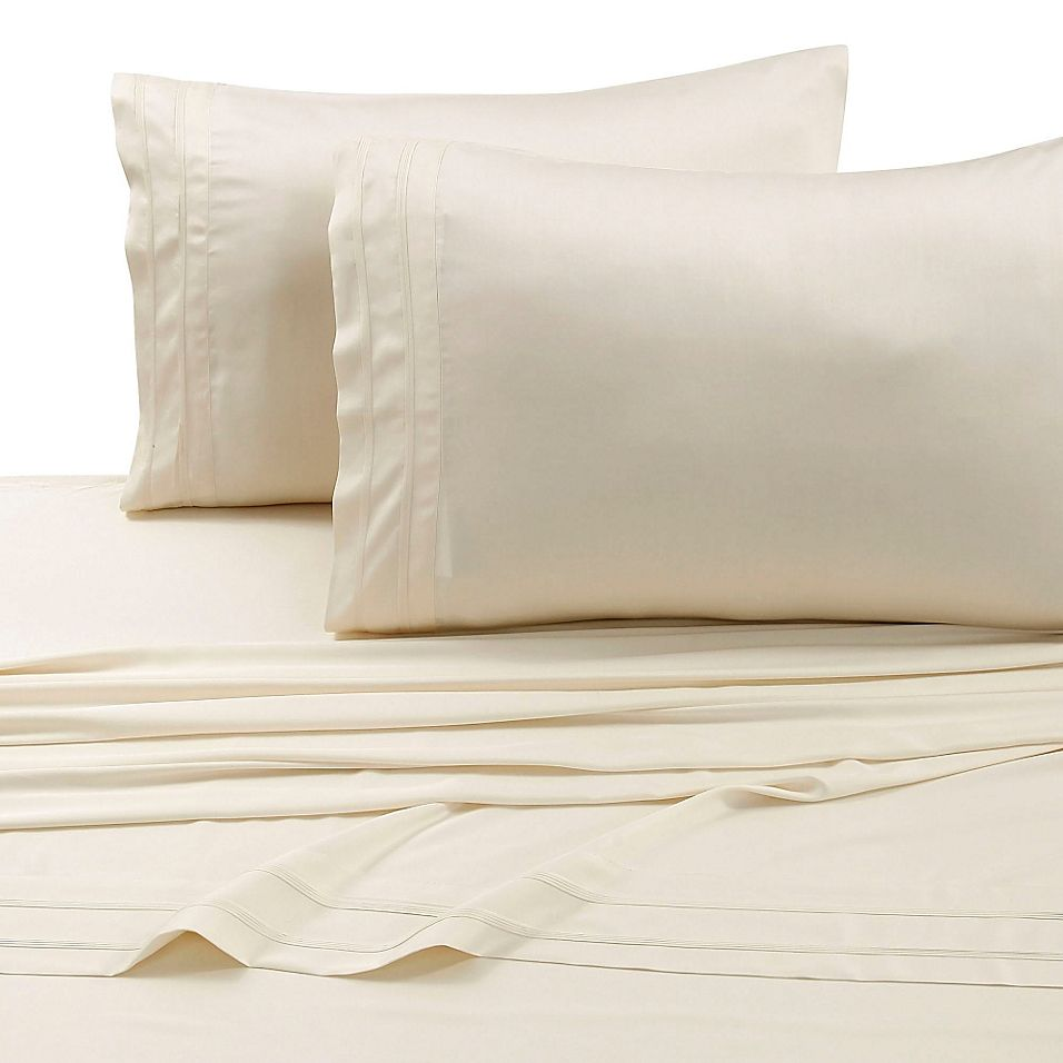 Tribeca Living 300 Thread Count Rayon Made From Bamboo Pillowcases