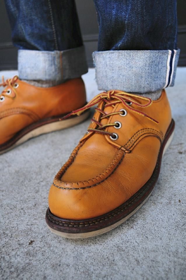 Red Wing Shoes Oxford #8108