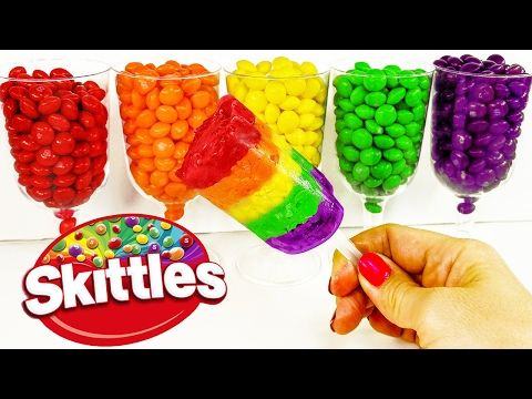 diy giant skittles push pop candy treat super tasty delicious