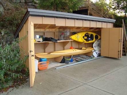 Bildergebnis f r shed kayak epic v 10 pinterest for Canoe storage shed