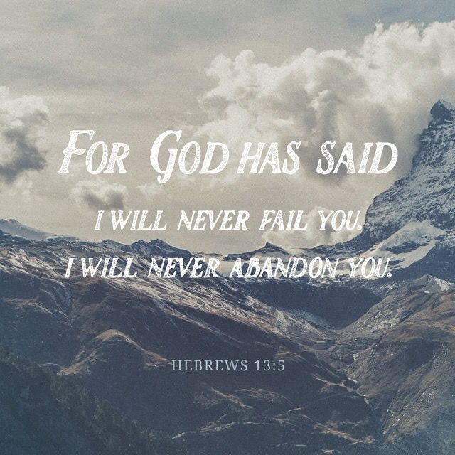 God is always by your side