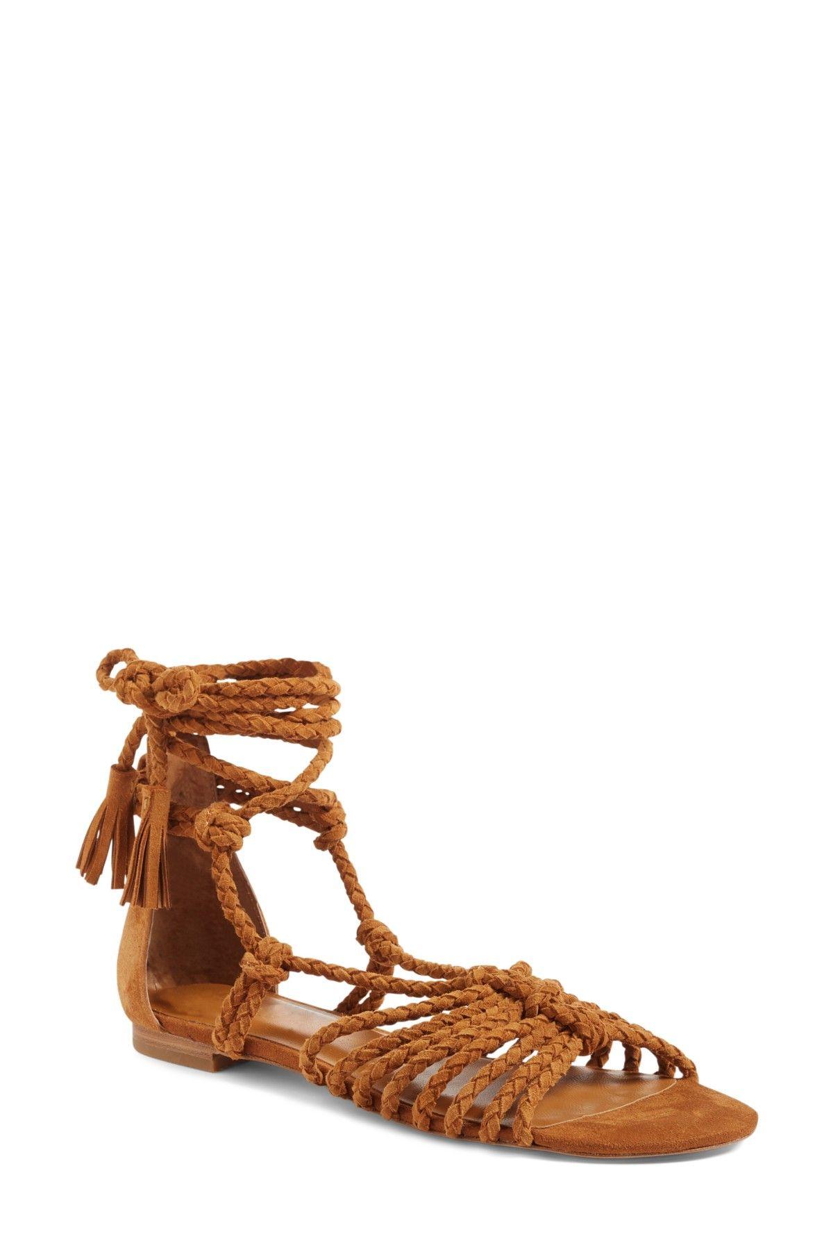 619fbb2bb4 Joie Falk Ankle Wrap Sandal   Products   Ankle wrap sandals, Sandals ...