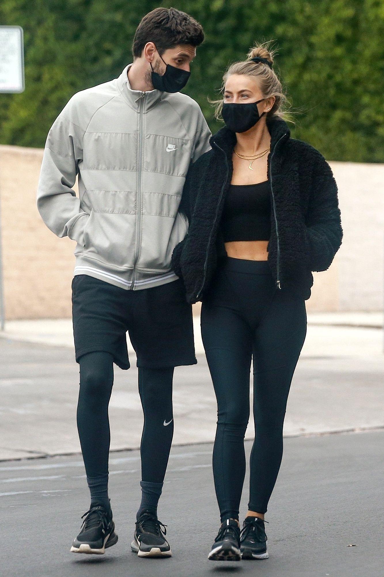Julianne Hough and Ben Barnes Spark Romance Rumors