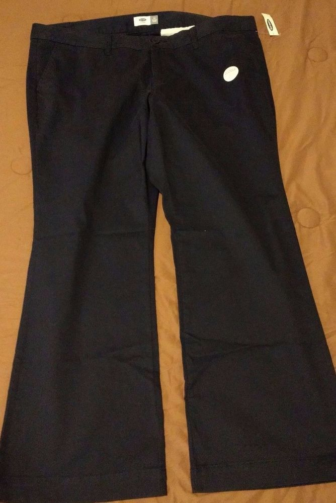 a9b2921a4d248 Check out NWT Old Navy smooth   slim pants plus size 20  OldNavy   KhakisChinos  http   www.ebay.com itm - 291959861969 roken cUgayN soutkn 1mHASF via  eBay