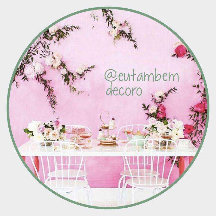 Se você gosta de um décor bem girlie e com detalhes curioso vai amar o perfil @decoremais, do Instagram. Entenda: https://www.casadevalentina.com.br/blog/INSPIRA%C3%87%C3%83O%20INSTA%20%7C%20EUTAMBEMDECORO ----  If you like a good girlie décor and curious details will love @decoremais profile, Instagram. Understand: https://www.casadevalentina.com.br/blog/INSPIRA%C3%87%C3%83O%20INSTA%20%7C%20EUTAMBEMDECORO