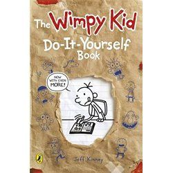 Buy diary of a wimpy kid do it yourself book from our childrens buy diary of a wimpy kid do it yourself book from our childrens solutioingenieria Image collections