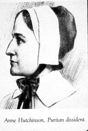 Anne Hutchinsons Descendants  History  History American History  Anne Hutchinsons Descendants