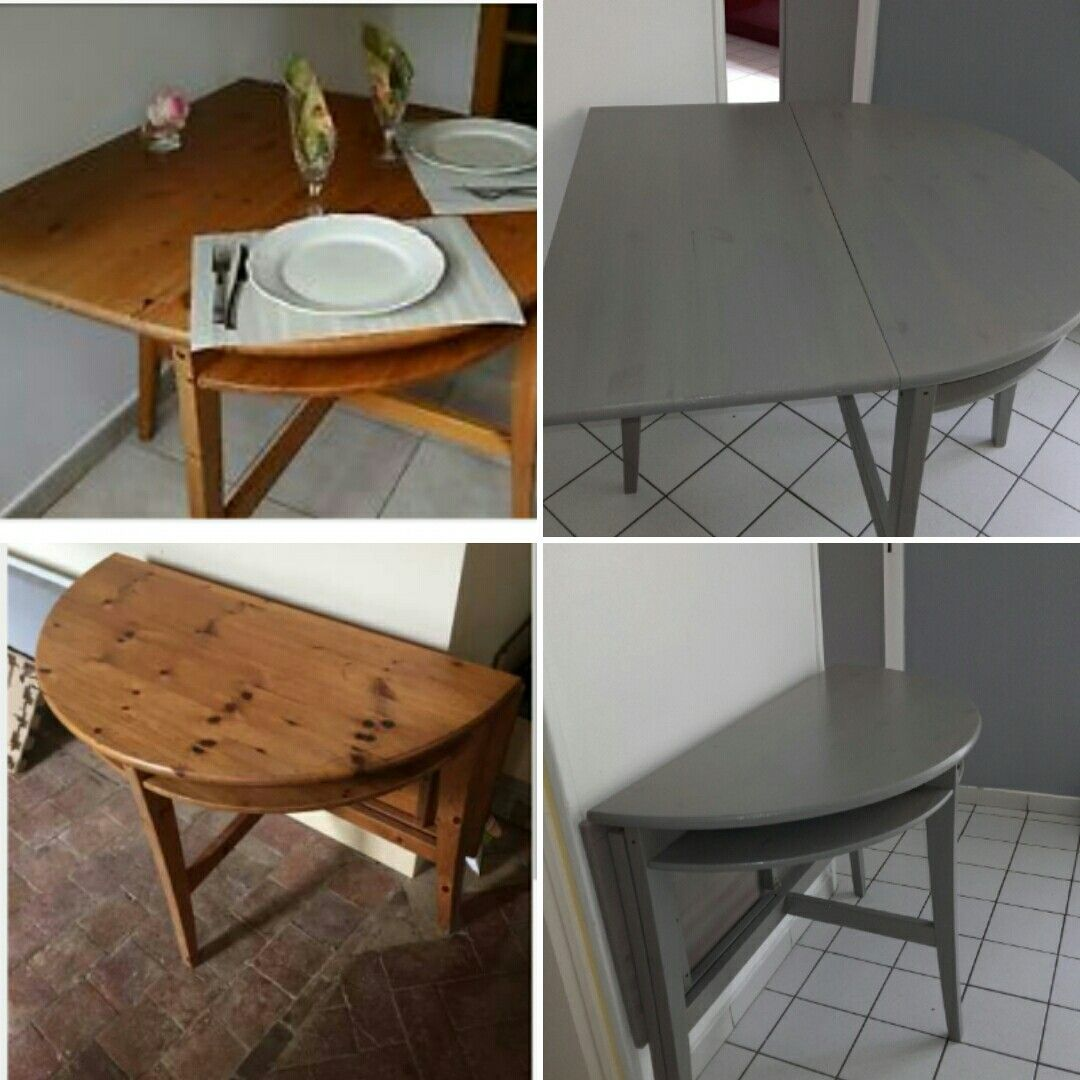 Table Ikea Leksvik Retapée Traumhaus Haus