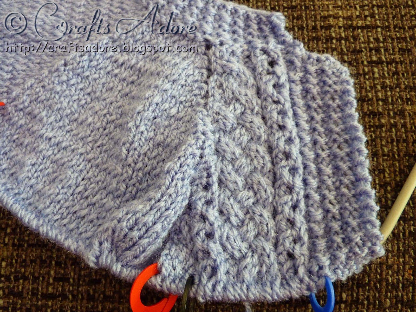 Knitted Baby Boy Cardigan Free Pattern | örgü işleri | Pinterest ...