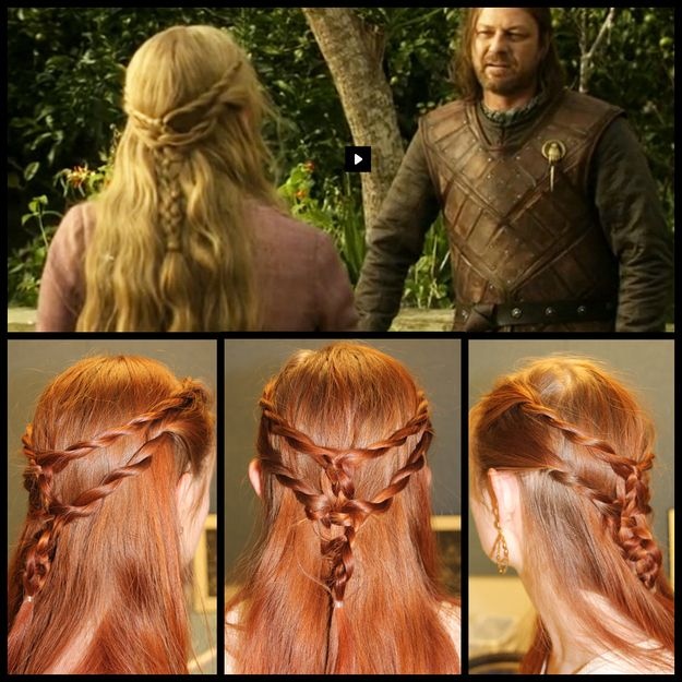 Cersei Lannister | Do You Want Hair Like Daenerys Targaryen?