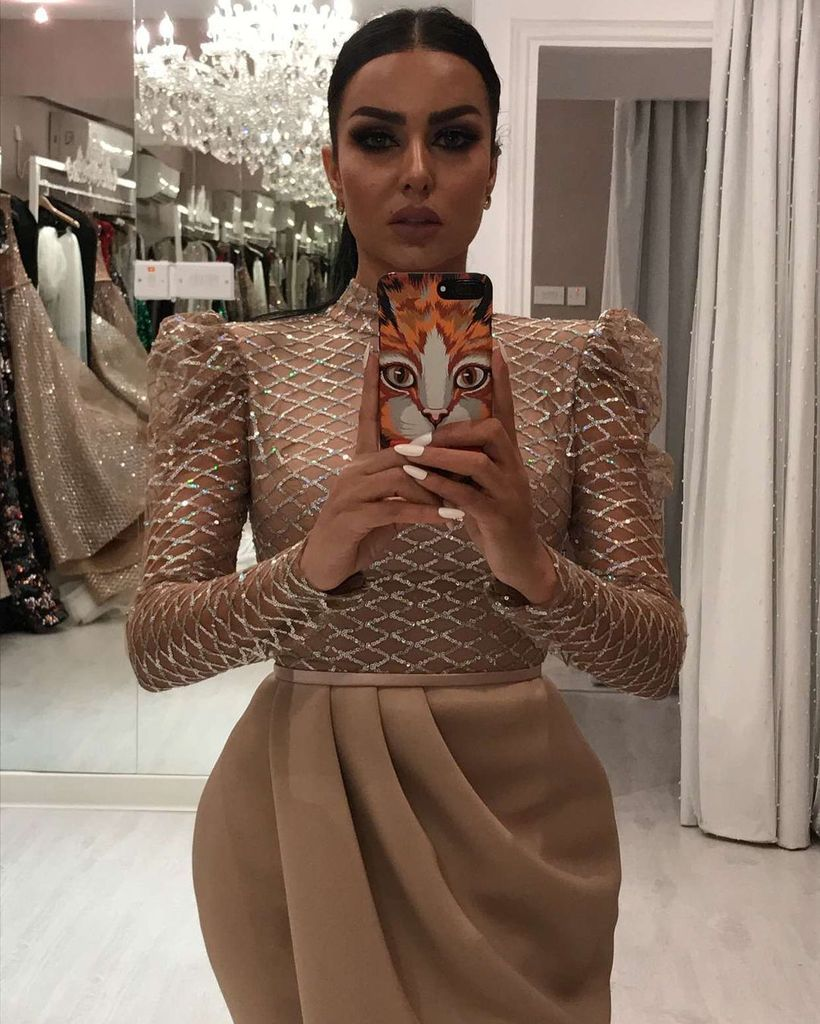 Mermaid Evening Dresses Long Sleeve Champagne Sparkle Sequin Elegant Formal Evening Gown Vestido Longo Fashion Dresses Formal Fashion Dresses Long Sleeve Evening Dresses [ 1024 x 820 Pixel ]