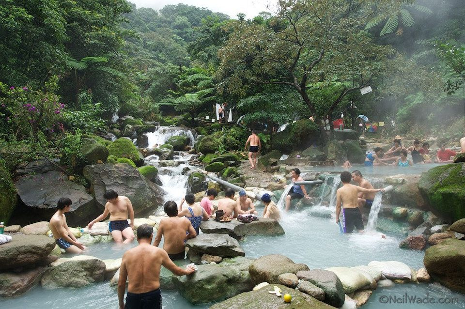 Taiwan Hot Springs Taiwan Onsen Explore Top 7 Best Hot Springs