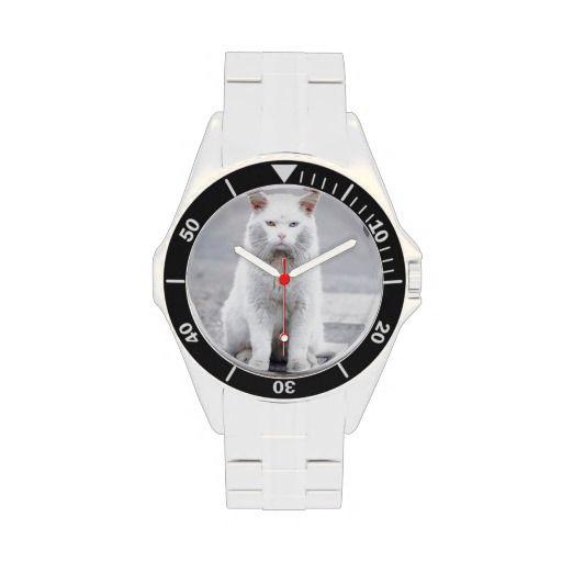 Kitty is Not Amused Wrist Watch