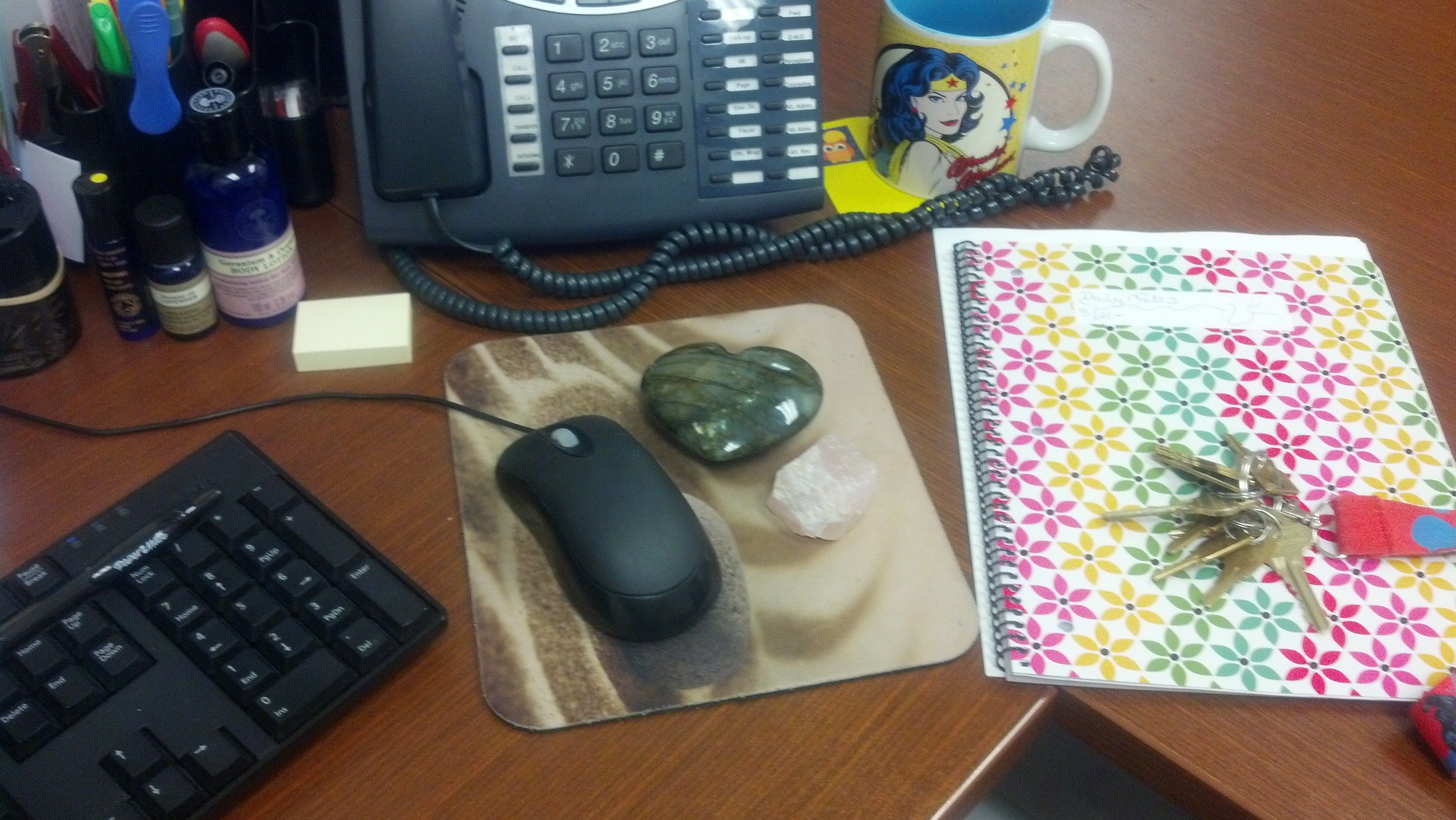 Use Crystal Lovelies by your electronic devices to help protect you from their negative electromagnetic pollution.