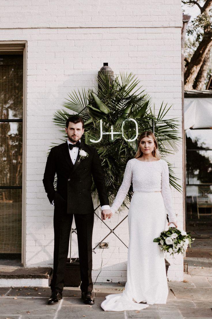 Wedding decorations shabby chic october 2018 Olivia u Jansen u THEIA Bridal  Tropical Wedding Ideas in