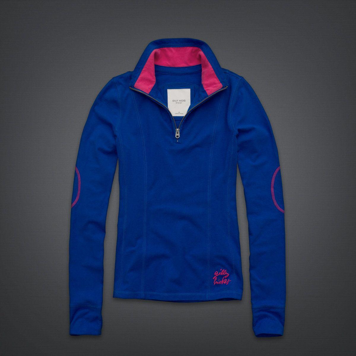 Womens Denistone Sweatshirt | Womens Clothing | GillyHicks.com