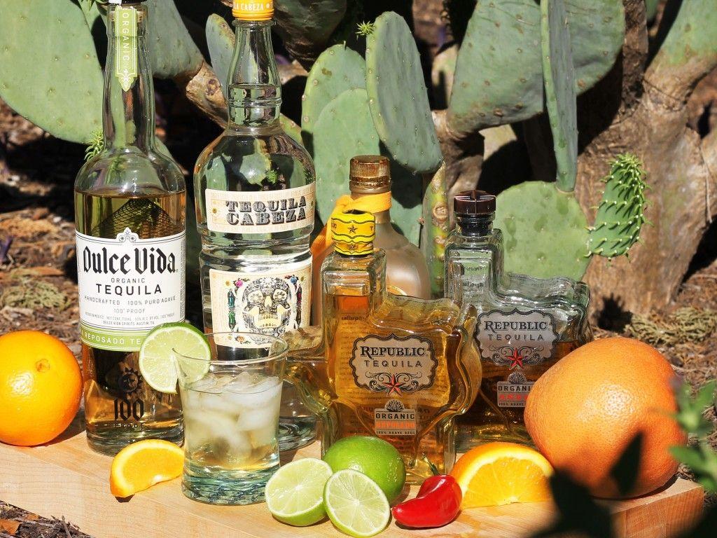 Texas tequila