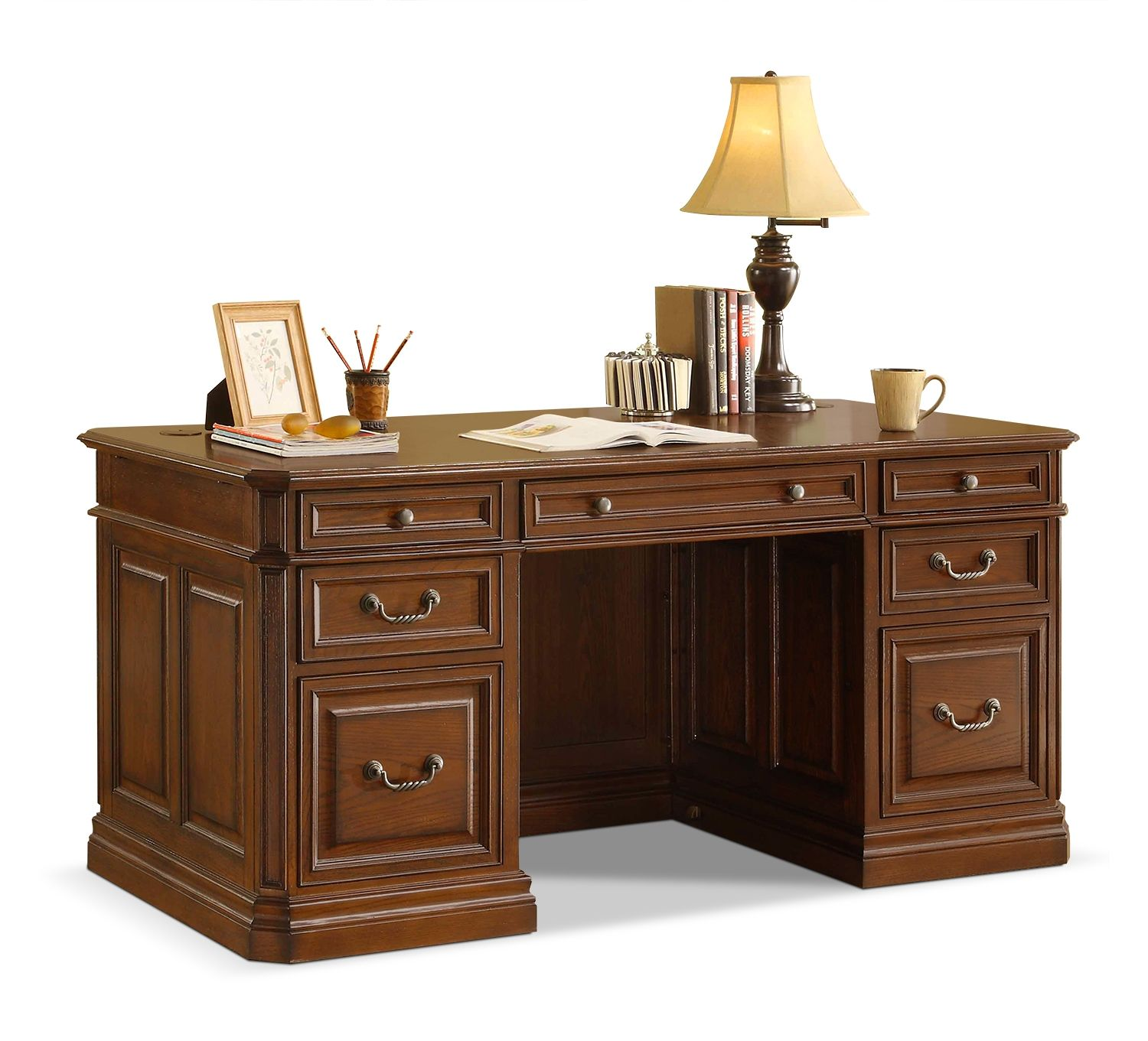 Johanne Home Office Collection - Leon's