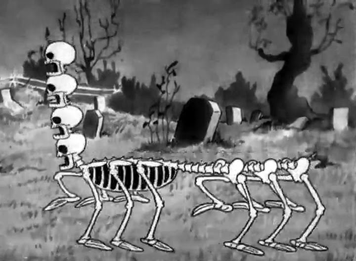 Image result for silly skeletons disney